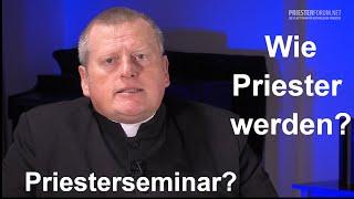Wie wird man eigentlich Priester? (Martin Leitner)