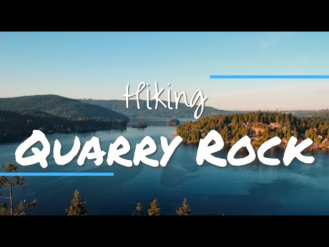 Quarry Rock Hike In Deep Cove