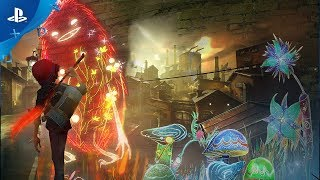 Concrete Genie - Release Date Reveal Trailer   PS4