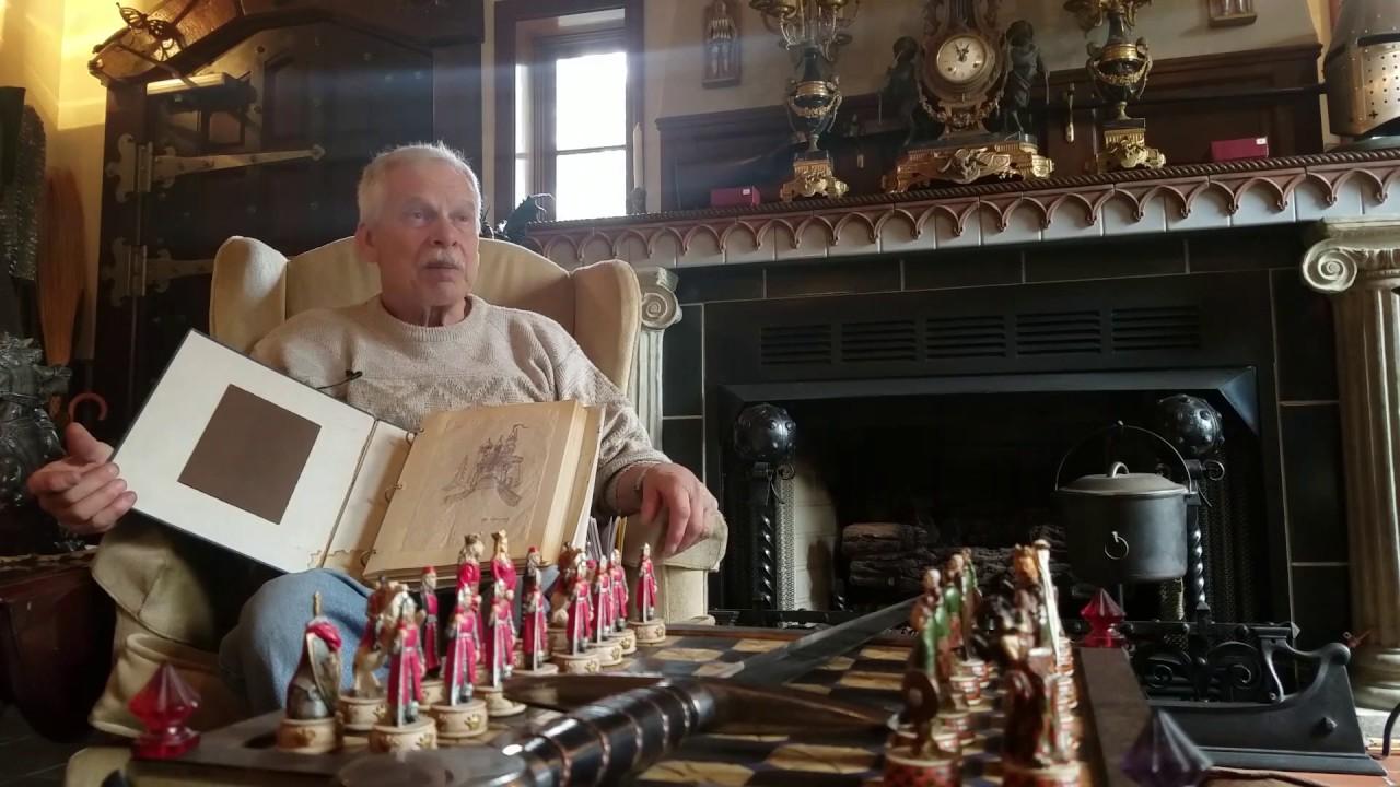 Denning double decker for sale - Denning Castle 2017