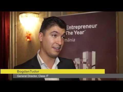 Bogdan Tudor, Class IT Outsourcing - EOY Alumni Romania 2014