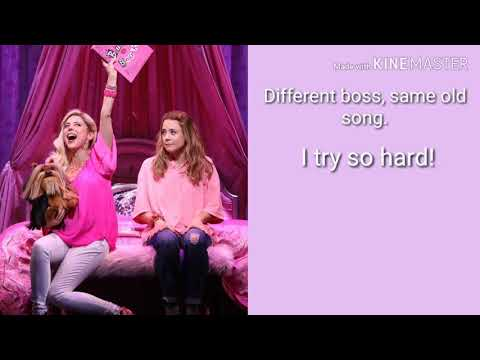 What's Wrong With Me? REPRISE Lyrics (Mean Girls)💕