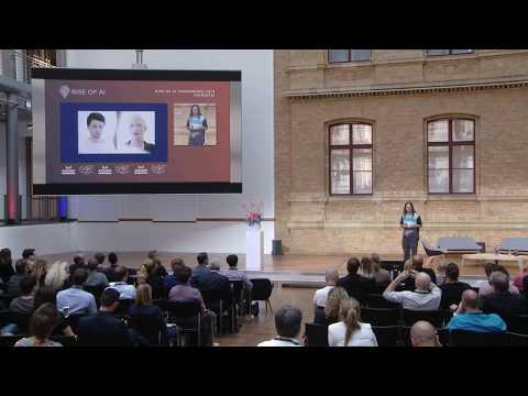 Dr. Ben Goertzel –  AI on steroids | Rise of AI conference 2018