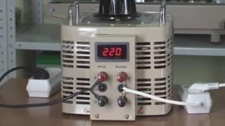 Стабилизатор напряжения Энергия 'Voltron'