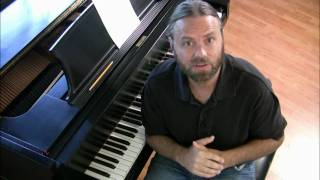 (1/2) Left Hand Ragtime Technique | Cory Hall, pianist-composer