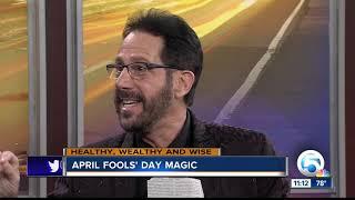 April Fools' Day magic