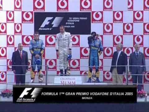 2005 Italian GP Highlights - P4/4
