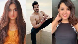 Chal Bombay  Mr faisu is back Jannat Zubair Sherley Setia latest Tik Tok videos