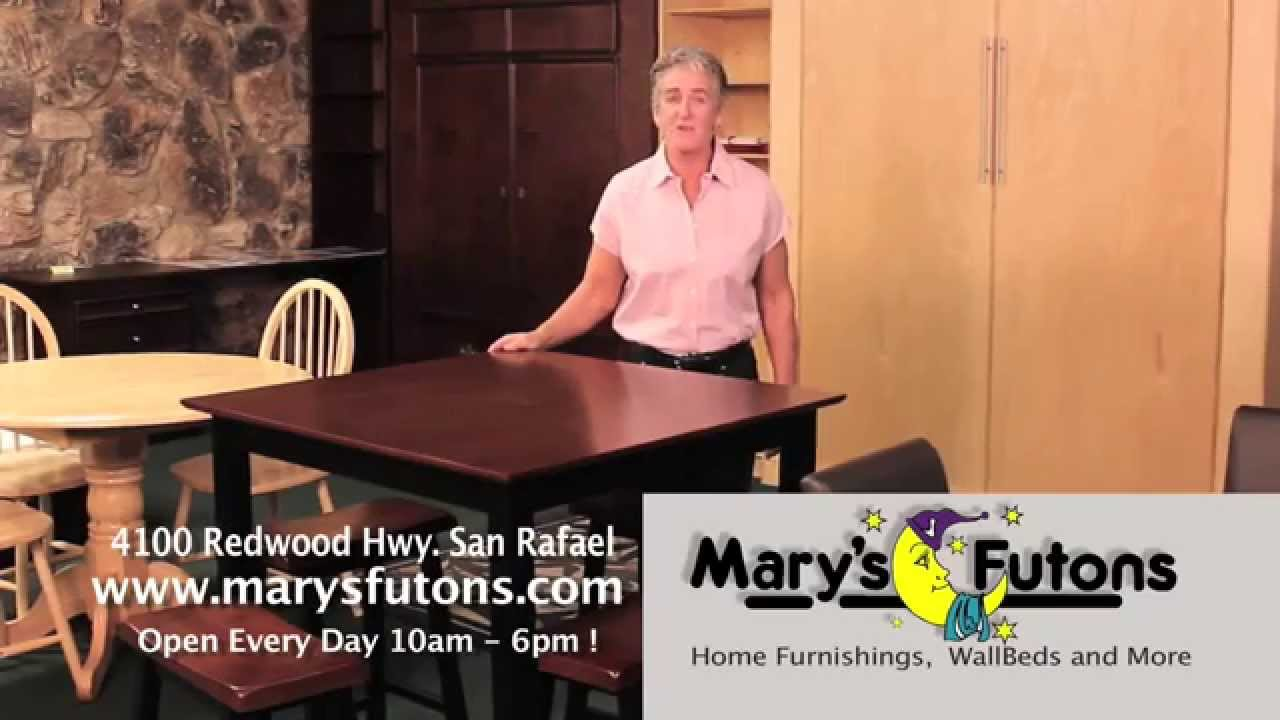 Mary S Futons Night Commercial 2016 2