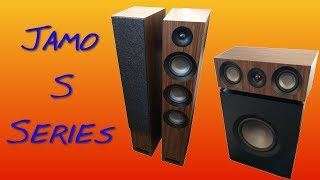 Video Z Review - Jamo S Series FULL 5.1.2 Surround Sound System download MP3, 3GP, MP4, WEBM, AVI, FLV Agustus 2018