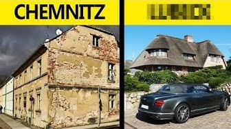 Die 5 ÄRMSTEN und REICHSTEN Gegenden Deutschlands
