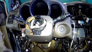 Розбирання, зняття торпеди Lexus RX350, RX330, RX300, RX400