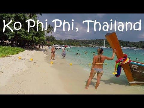 Amazing Ko Phi Phi, Thailand: A Walking Tour of the Island