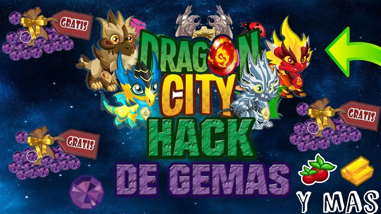 Como Obtener Gemas En Dragon City Rapidamente 2020 Funcionable Youtube