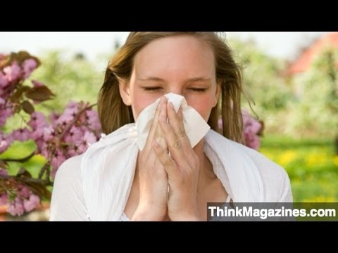 Women More Allergy-Prone Than Men In Study