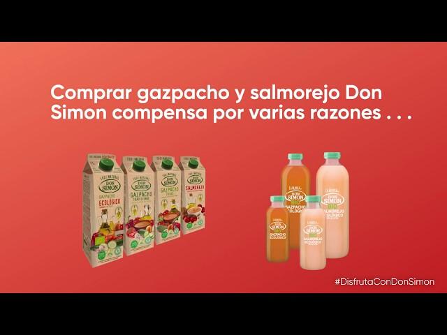 ¿Qué es mejor, comprar gazpacho o hacerlo en casa?
