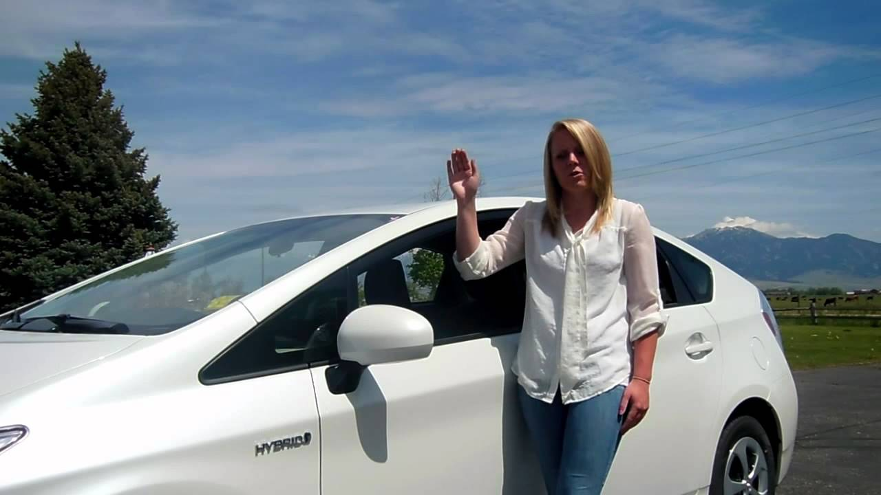 How To Get The Best Gas Mileage In A Prius