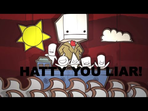 Hatty's Puppets! Battleblock theater w/ Latin