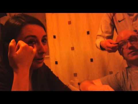 Menthol eye bath!!