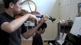 Naruto - Grief and Sorrow Violin and Piano