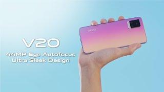 The New Vivo V20   V20 SE