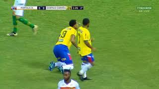 Fortaleza 1 x 0 Sampaio Corrêa   Melhores Momentos HD   Série B 2018 COMPLETO
