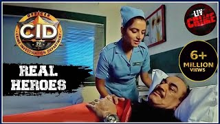 The Hospital Catch   सीआईडी   CID   Real Heroes
