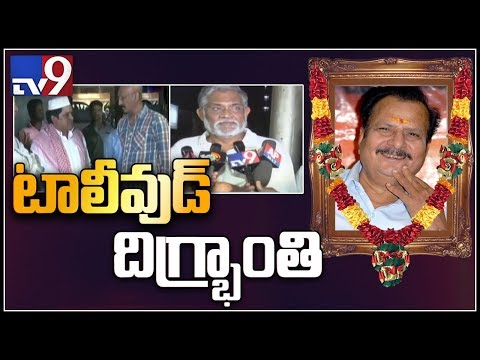 Veteran Telugu actor Rallapalli Narasimha Rao passes away at 74 - TV9