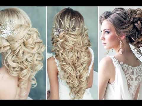 Modne Fryzury ślubne - 100 Inspiracji  // Wedding Hairstyles 2018