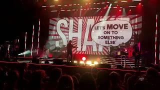 "MercyMe LIVE ""Shake"" + ""Move"" Summer Lights Tour Providence Amphitheater Bonner Springs KS 7/7/17"