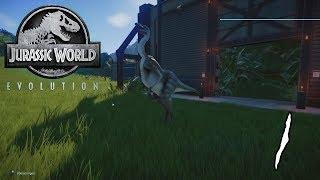 Jurassic World Evolution #001 Willkommen im Jurassic Park