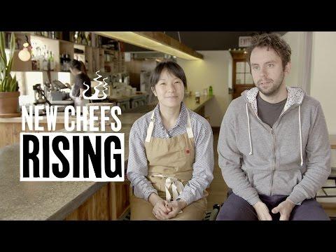 New Chefs Rising: Beverly Kim & Johnny Clark of Parachute