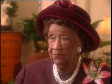 Dorothy Height : Civil Rights Movement Today