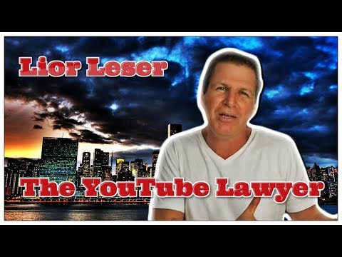 Tech Lawyer Lior Leser talks about FaZe Banks and Sargon of Akkad Cases