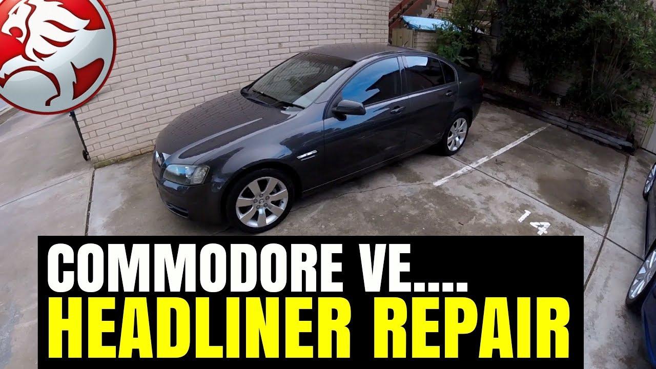 Car Roof Liner Repair Perth