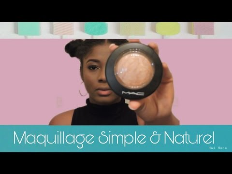 MAQUILLAGE SIMPLE & NATUREL [creole]