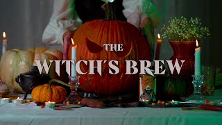 The Witch's Brew | Trendy B Roll | Spooky Halloween Short Film | Pumpkin Carving