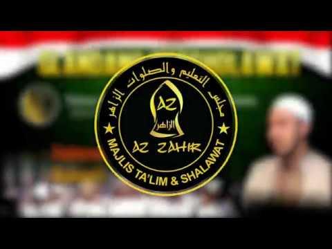 Az Zahir ilahana ilahana +lirik
