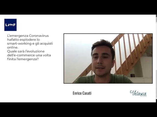 Il futuro dell'e commerce - Enrico Casati (Velasca)