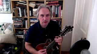 Boil The Breakfast Early (reel) on mandolin