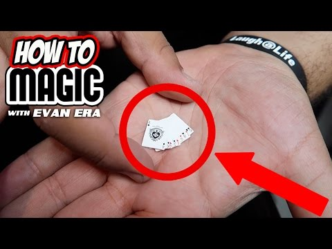 Thumbnail: 10 Mind Blowing Magic Tricks!