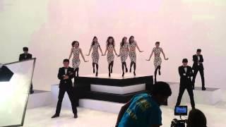 Behind The Scene MV อยากจีบคนโสด : SHUU