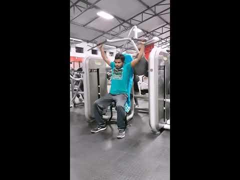 Gym for fitness forever!!  Redoan Shajee!!