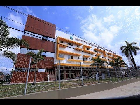 Governo entrega Hospital Regional do Caetés
