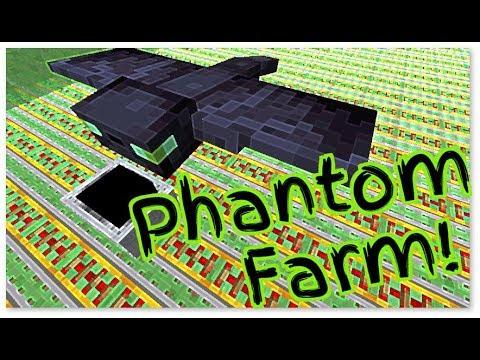 Phantom Farm! + (all you need to know)- Snapshot 18w07c