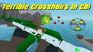 Bad Crosshairs In Counter Blox!