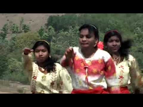Santali Video Songs 2014 - Atet Aset Sar Baha | Santhali Video Album :  KADAM HEMAL