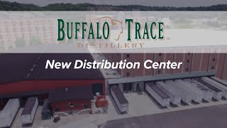 Buffalo Trace Distillery  New Distribution Center