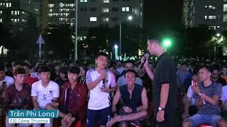 World Cup 2018 | Tuyền Văn Hoá troll Cổ động viên siêu hài tại chung kết WC 2018
