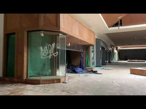 Abandoned Westland Mall Columbus, OH Part 1